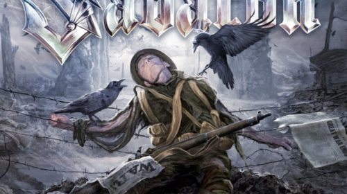 Sabaton - The War To End All Wars - Album Cover