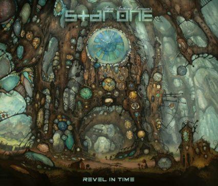 Star One - Arjen Lucassen - Revel In Time - Album Cover